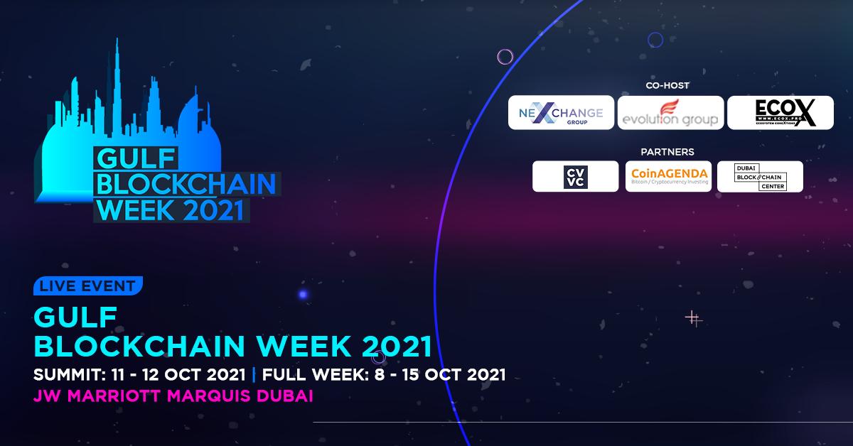 Gulf Blockchain Summit 2021